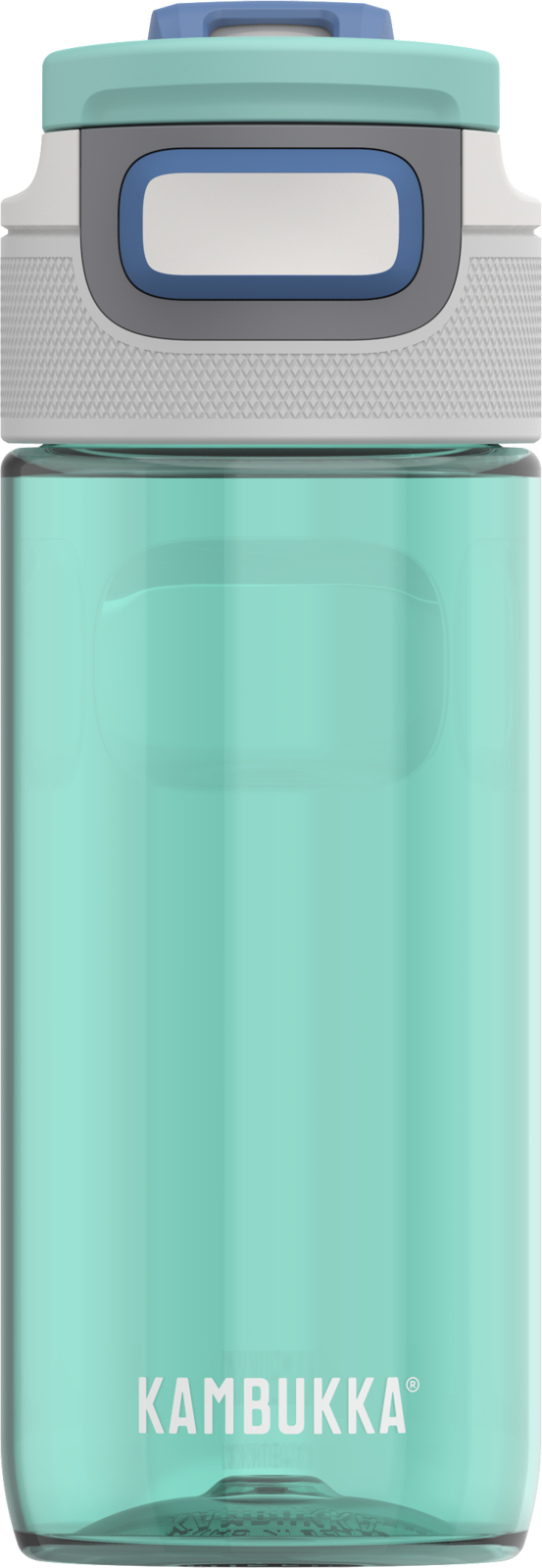 Butelka na wodę Kambukka Elton 500 ml - Misty Grey